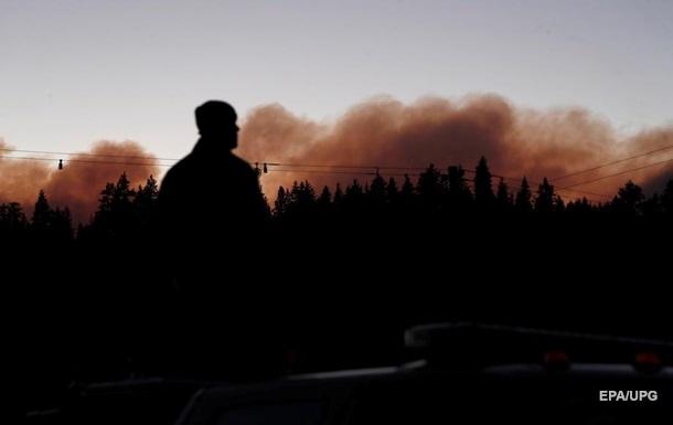 У Каліфорнії горять вже понад 110 тисяч гектарів лісу