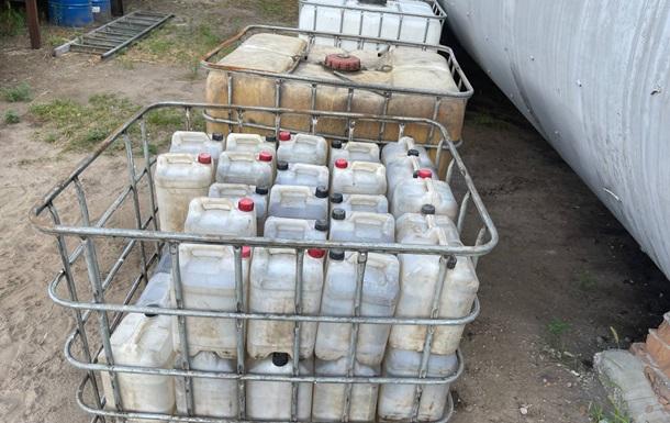 Викрито схему розкрадання нафти з нафтопродуктопроводу Лисичанськ-Кременчук