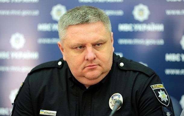 Глава полиции Киева ушел в отставку - СМИ