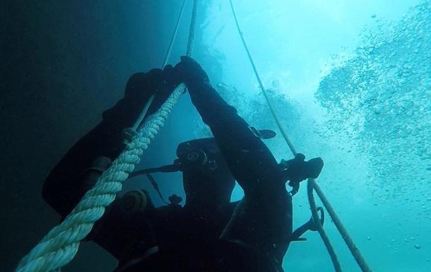 У Чорному морі навчання водолазів Дайв-2021