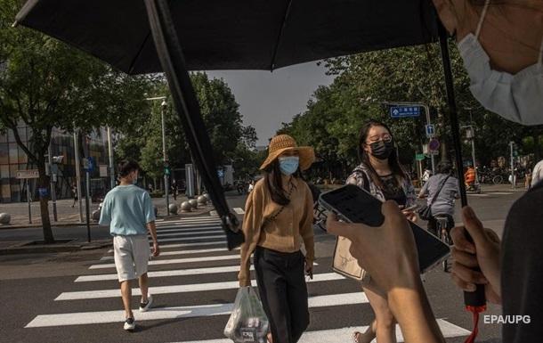 Китай у 2020 році заробив на масках майже $90 млрд