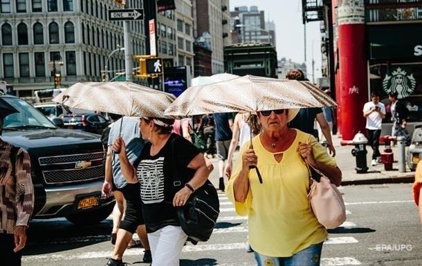 Липень-2021 увійшов до трійки найбільш спекотних в історії