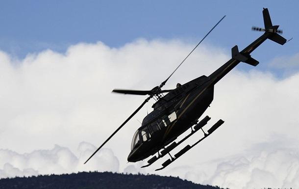У Таджикистані розбився вертоліт з рятувальниками