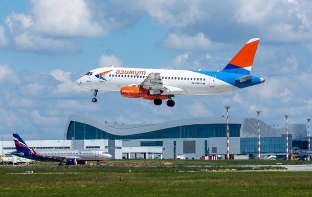 Україна заарештувала ще 13 літаків за польоти до Криму