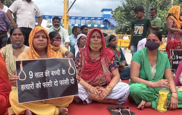 В Индии священника подозревают в изнасиловании и убийстве 9-летней девочки