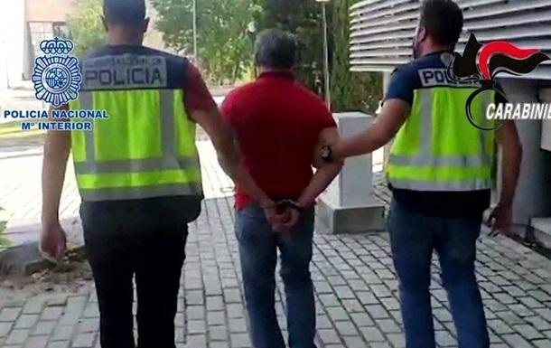 У Мадриді затримали одного з босів італійської мафії