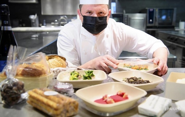 Експерти ресторанного путівника Michelin приїхали в Україну