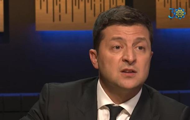 Зеленський порівняв рабство і вибори РФ на Донбасі