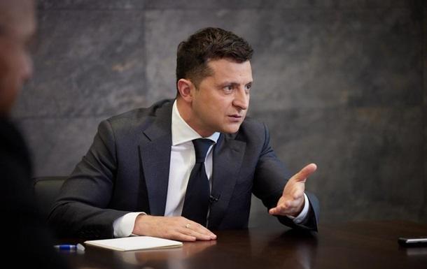 Зеленский прокомментировал получение паспортов РФ жителями ОРДЛО