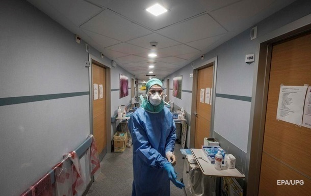 В Україні знову понад тисячу випадків COVID
