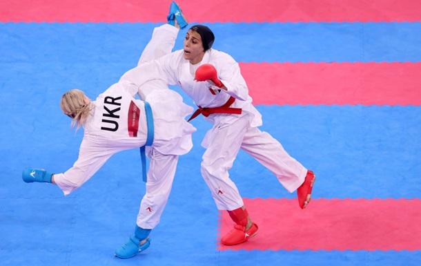 Каратистка Серегина не сумела выиграть медаль Олимпиады