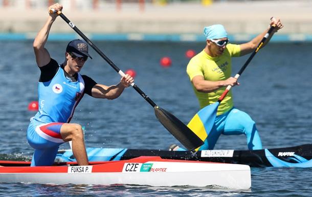 Алтухов і Вандюк пробилися в півфінал Олімпіади в каное-одиночці