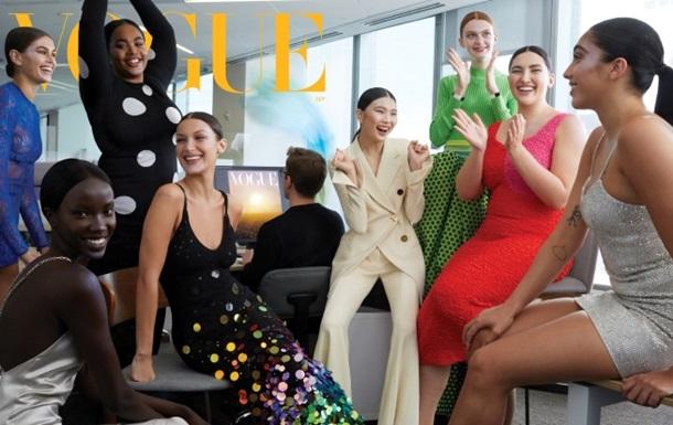 Vogue выбрал восемь моделей, меняющих мир моды