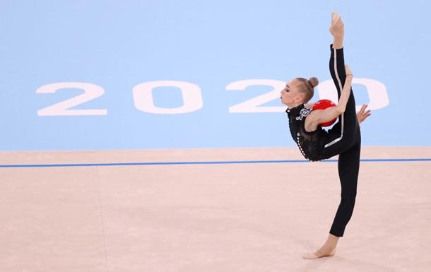 Українські гімнастки пройшли в фінал багатоборства на Олімпіаді