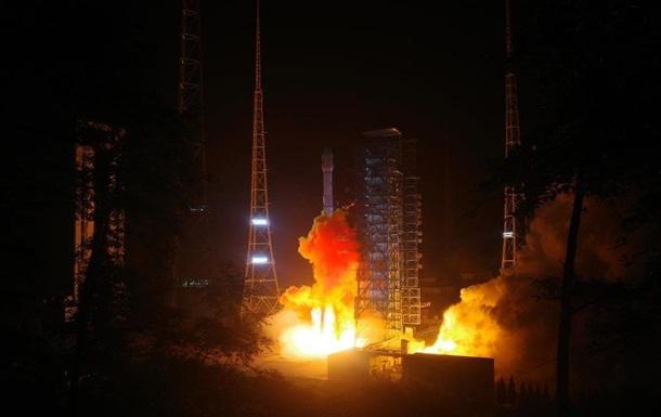 Китай успішно запустив новий супутник