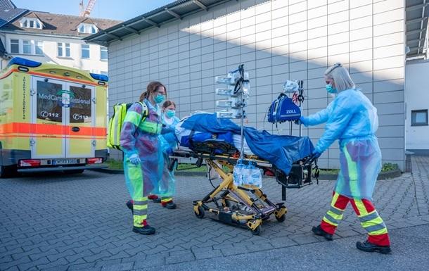 У Німеччині фіксують нову хвилю COVID-19