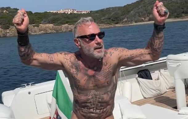 Мільйонер-танцівник  влаштував нове шоу на яхті
