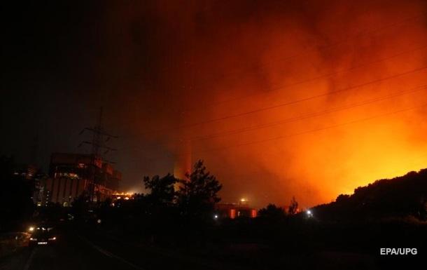 В Турции арестованы шесть подозреваемых в поджогах лесов
