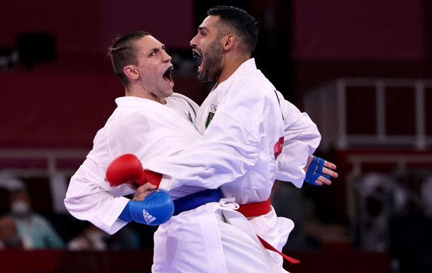 Стас Горуна приніс Україні десяту бронзу Олімпіади