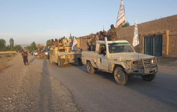 Таліби заявили про захоплення першого за п ять років центру провінції