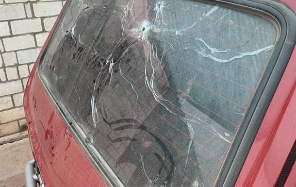 Во двор жительницы Николаева бросили гранату