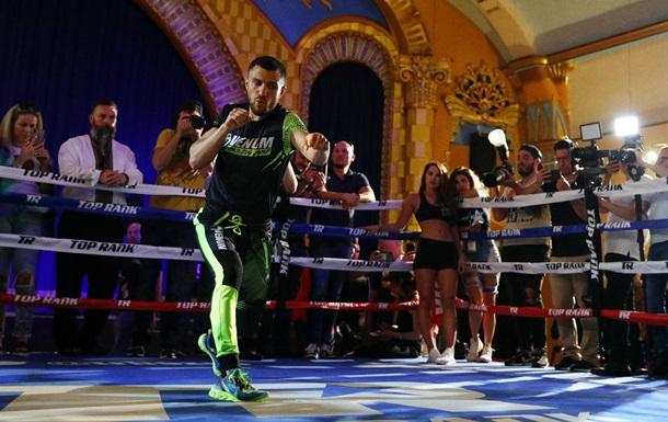 Ломаченко оценил свои шансы на возвращение в полулегкий вес