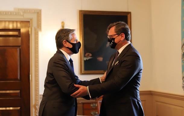 Кулеба і Єрмак розповіли про підсумки візиту в США