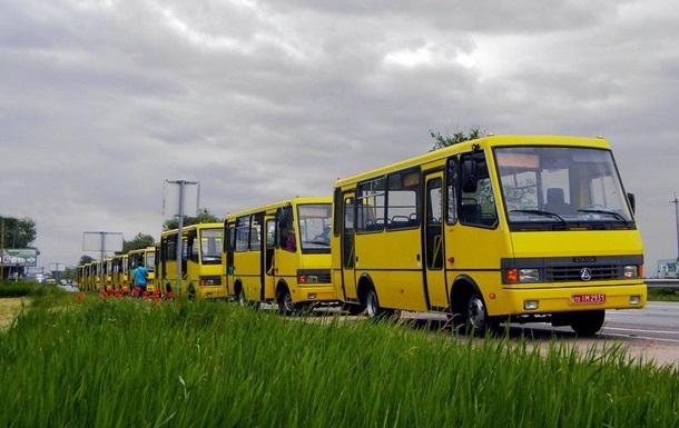 Проезд в маршрутках Киевской области подорожает