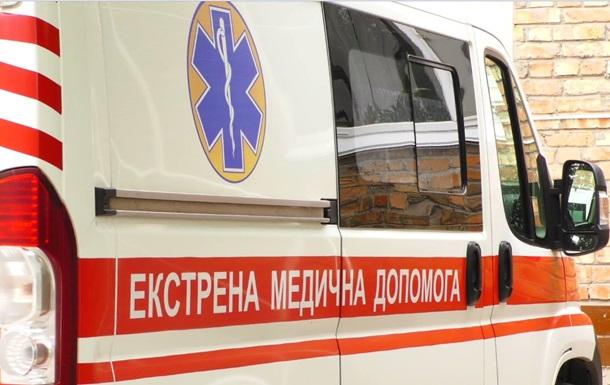 В центре Бердянска внезапно умер молодой парень