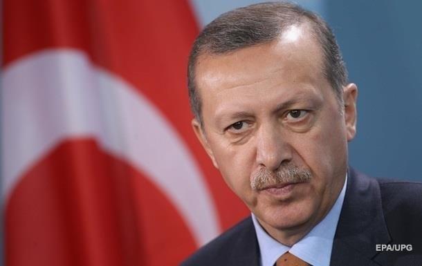 Ердоган заявив про плани відновлення територій після пожежі
