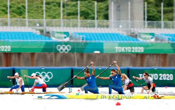 Лузан і Четверікова вийшли у фінал Олімпіади, вони виграли півфінал