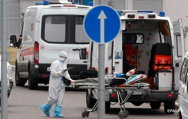 В Україні зросла кількість хворих на штам Дельта