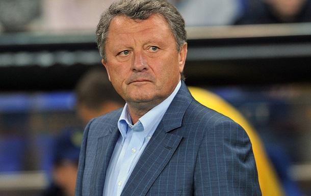 Маркевич: Реброва назначат тренером сборной Украины, а я ухожу с должности в УАФ