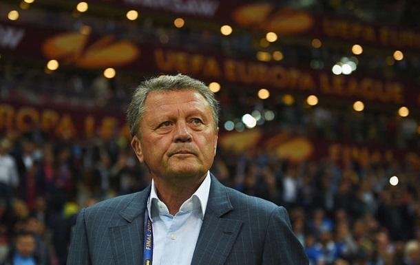 Маркевич: Мне никто не предлагал возглавить сборную Украины