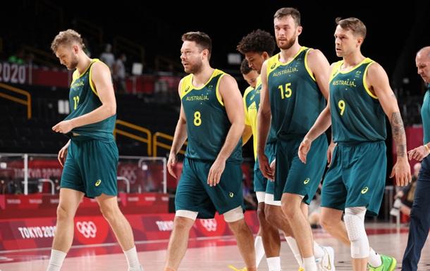 Збірна Австралії завоювала бронзові нагороди Олімпіади-2020 з баскетболу