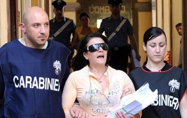 В Італії затримали 70-річну главу мафіозного клану