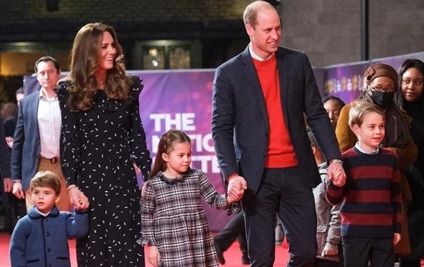 Кембриджі показали рідкісне фото принцеси Шарлотти