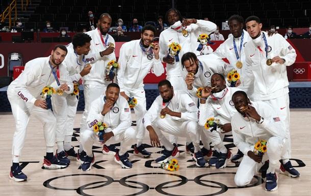 Збірна США виграла медальний залік на Олімпіаді в Токіо