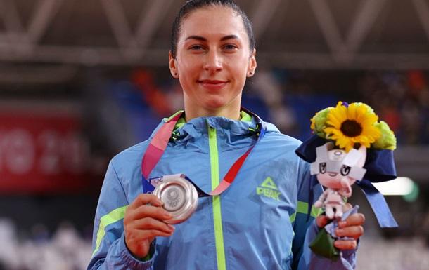 Старикова: Не можу повірити, що виграла медаль