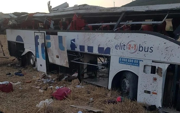 ДТП в Туреччині: кількість жертв зросла