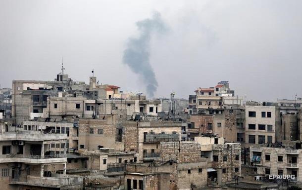 Авіаудари по Сирії: загинули четверо дітей