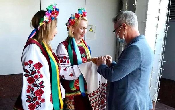 В Україну прибув новий посол Ізраїлю