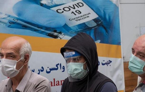 Коронавірус: в Ірані - добовий рекорд смертей з початку пандемії
