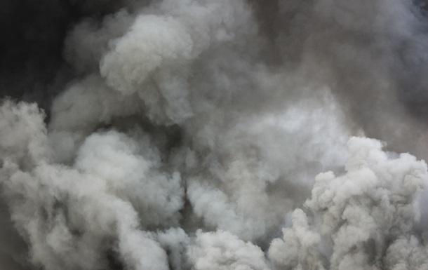 Белград огорнув дим від пожежі на звалищі