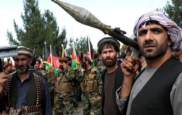 Афганистан направляется обратно в войну