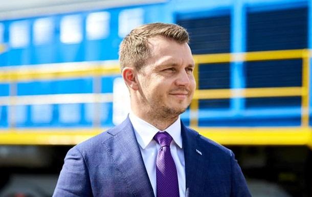 Глава Укрзализныци ушел в отставку