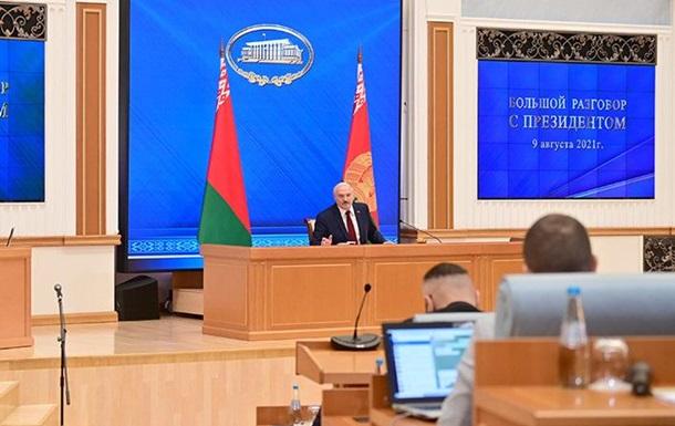 Лукашенко: Санкцій щодо України не буде