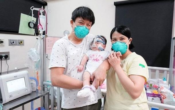 В Сингапуре врачи спасли жизнь самому маленькому ребенку на планете