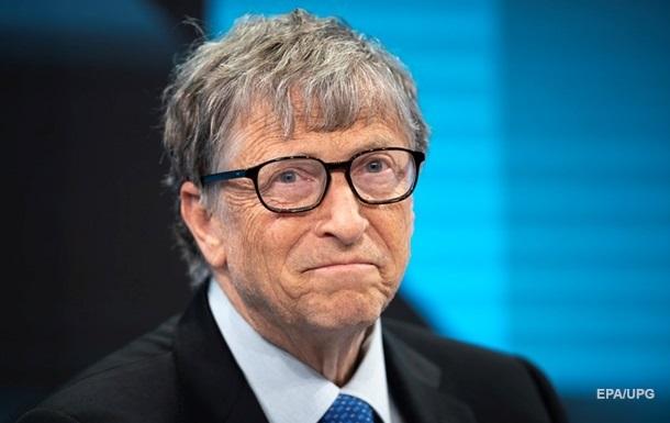 Билл Гейтс опустился в списке миллиардеров после развода