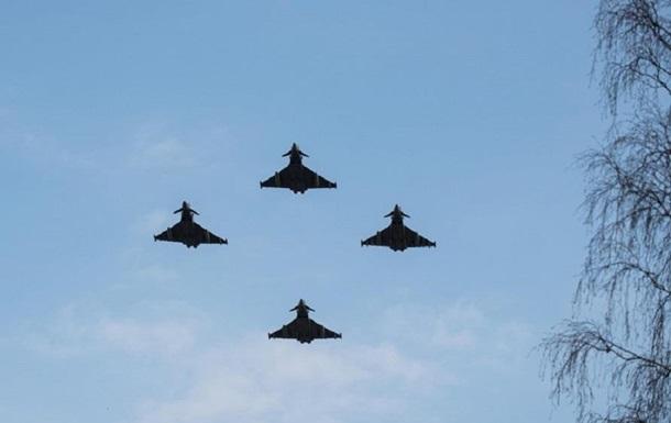 Авіація НАТО в серпні супроводила 11 літаків РФ над Балтійським морем